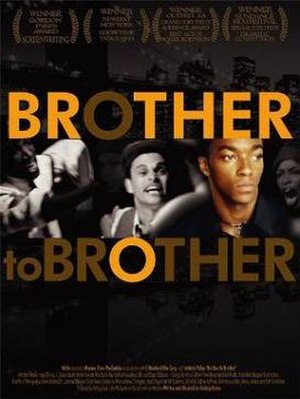 Brother to Brother (film) - Promotional movie poster for the film