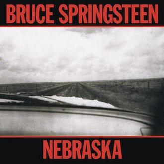 Nebraska (album) - Image: Bruce Springsteen Nebraska