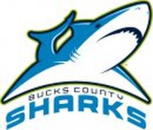 Bucks County Sharks - Image: Bucks County Sharks logo