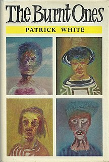 <i>The Burnt Ones</i> book by Patrick White