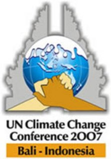 2007 United Nations Climate Change Conference international climate change conference in Bali, Indonesia in December 2007