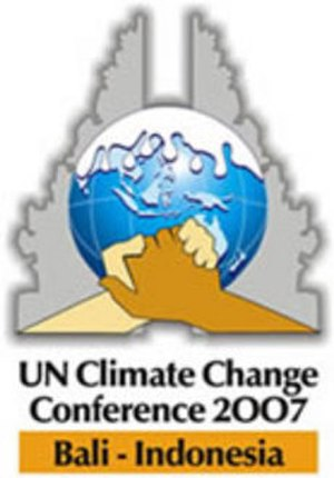 2007 United Nations Climate Change Conference - Image: COP13 Logo