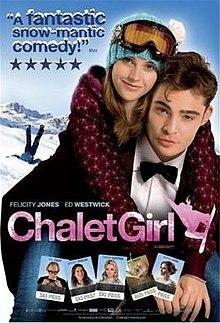 Chalet Girl affiche