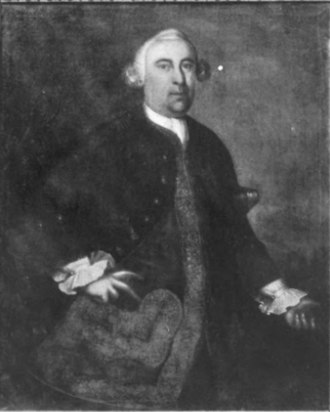 Fort George (Brunswick, Maine) - William Lithgow (judge) - served at Fort George