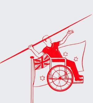 1962 Commonwealth Paraplegic Games - Image: Commonwealth Paraplegic Games 1962 Logo