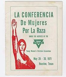 Conferencia De Mujeres Por La Raza Wikipedia