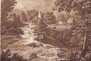 Bonnington Pavilion - Image: Corralinn 1803c
