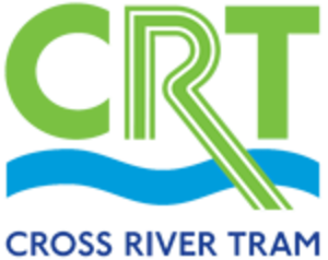 Cross River Tram - Image: Cross river tram logo