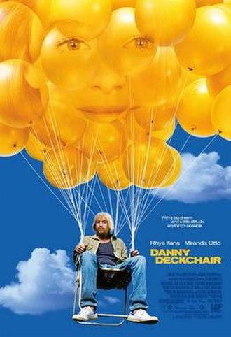 Danny Deckchair - Image: Danny Deckchair Poster