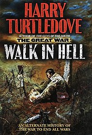 <i>The Great War: Walk in Hell</i> book by Harry Turtledove