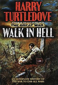 Del Rey - Harry Turtledove - Walk in Hell - front cover.jpg