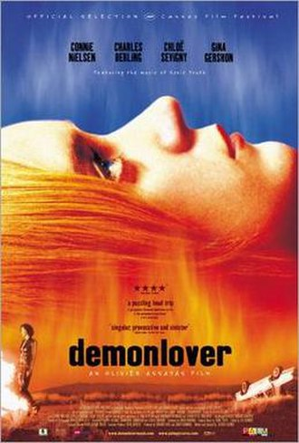 Demonlover - Official Cannes promotional poster.