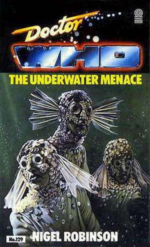 The Underwater Menace - Image: Doctor Who The Underwater Menace