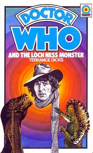 Terror of the Zygons - Image: Doctor Who and the Loch Ness Monster