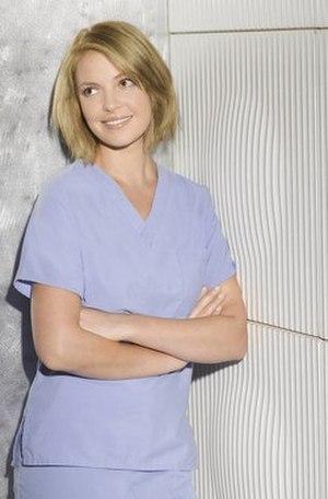 Izzie Stevens - Image: Dr. Isobel Stevens