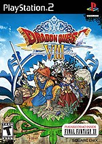 Cover of Dragon Quest VIII. The Dragon Quest series is one of Square Enix's most valuable assets.