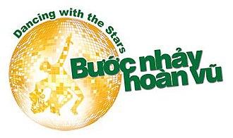 Bước nhảy hoàn vũ - Former logo of Bước nhảy hoàn vũ in 2011-2012