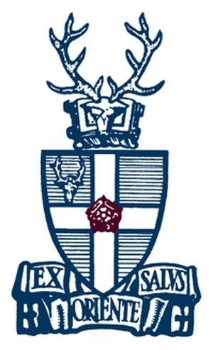 Eastbourne College - Image: Eastbourne college crest