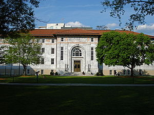 History of Emory University - Candler Library