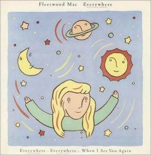 Everywhere (Fleetwood Mac song) - Image: Everywhere Fleetwood Mac