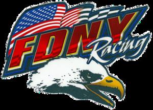 FDNY Racing - Image: FDNY Racing logo