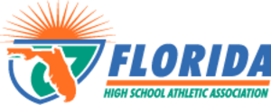 Florida High School Athletic Association - Image: FHSAA logo