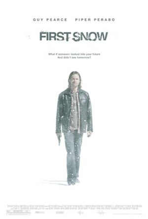 First Snow (2006 film) - Promotional poster