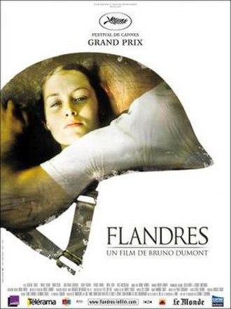 Flanders (film) - Theatrical release poster