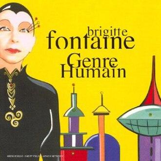 Genre humain - Image: Fontaine genre humain