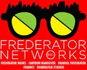 Frederator Networks, Inc. - Image: Frederator Networks Logo