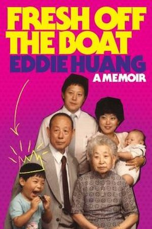 Fresh Off the Boat: A Memoir - Image: Fresh Off the Boat A Memoir (book cover)