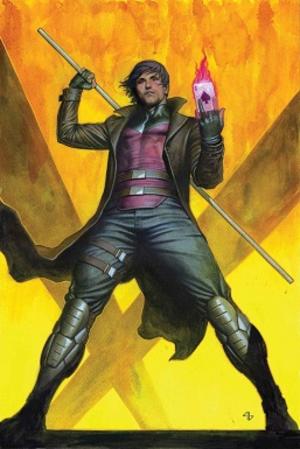 Gambit (comics) - Image: Gambit (Marvel Comics)