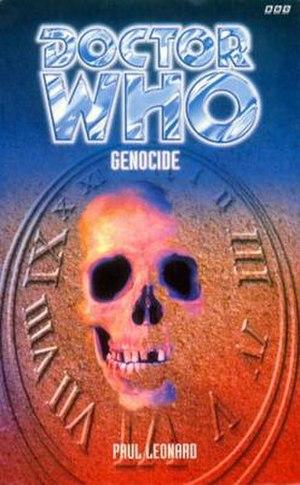 Genocide (novel) - Image: Genocide