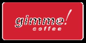 Gimme! Coffee - Image: Gimme Coffee logo