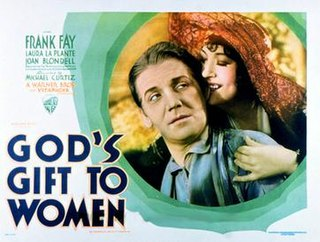 <i>Gods Gift to Women</i> 1931 film