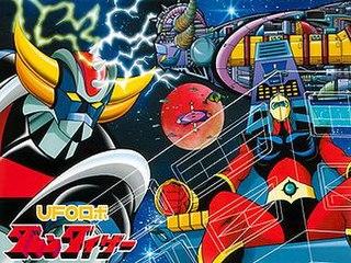 <i>Grendizer</i> Japanese Super Robot anime television series and manga