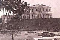 Mount Lavinia Hotel Oceanfront Room