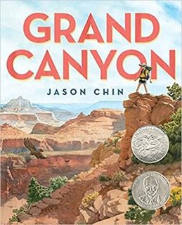 <i>Grand Canyon</i> (book) 2017 picture book by Jason Chin