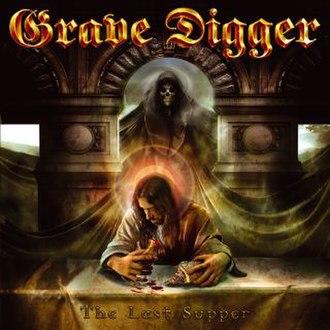The Last Supper (Grave Digger album) - Image: Grave Digger The last supper