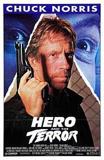 <i>Hero and the Terror</i> 1988 film by William Tannen