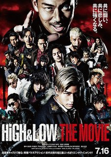<i>High&Low The Movie</i>