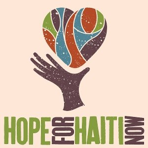 Hope for Haiti Now (album) - Image: Hope for Haiti Now cover