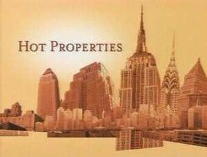 Hot Properties (TV series) - Image: Hot Properties tv