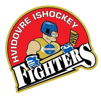 Copenhagen Hockey - Image: Hvidovre Fighters
