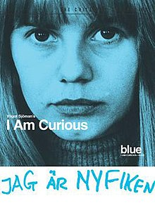 I Am Curious Blue