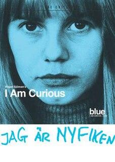 <i>I Am Curious (Blue)</i> 1968 film by Vilgot Sjöman