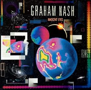 Innocent Eyes (Graham Nash album) - Image: Innocenteyesgn