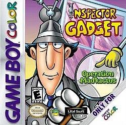 Inspector Gadget Operation Madkactus Cover.jpg
