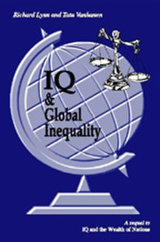 IQ and Global Inequality - IQ and Global Inequality cover