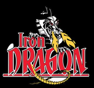Iron Dragon (roller coaster)